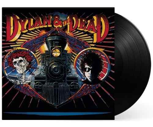 Lp Vinil Dylan & The Dead Bob Dylan & The Grateful Dead