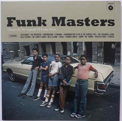 Lp Vinil Funk Masters Classics By The Legends Of Funky Music