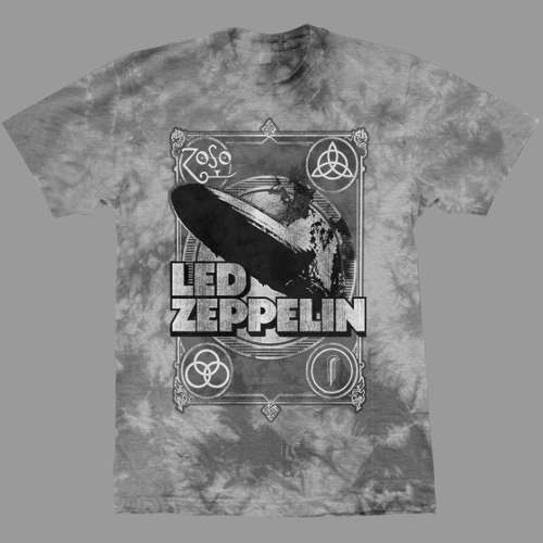 Camiseta Especial Led Zeppelin