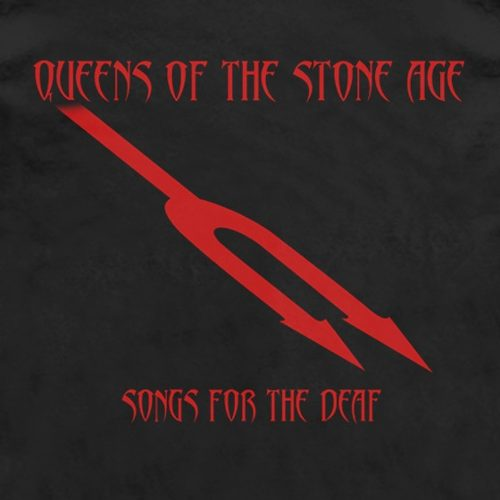 Camiseta Queens Of The Stone Age Songs For The Deaf