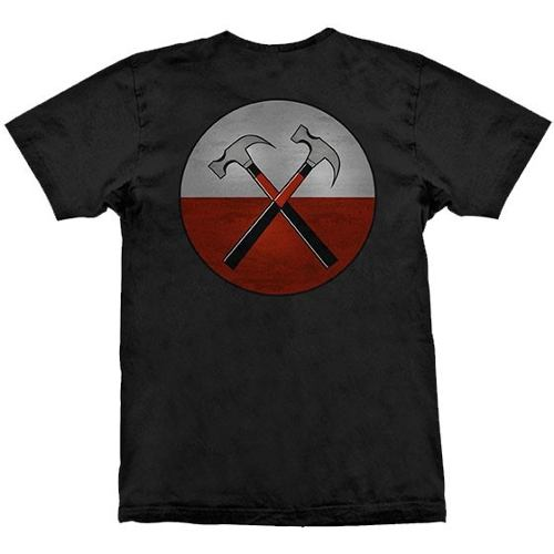 Camiseta Premium Pink Floyd  The Wall Hammers