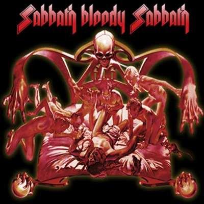 Camiseta Black Sabbath Sabbath Bloody Sabbath