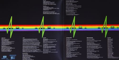 Lp Pink Floyd The Dark Side Of The Moon