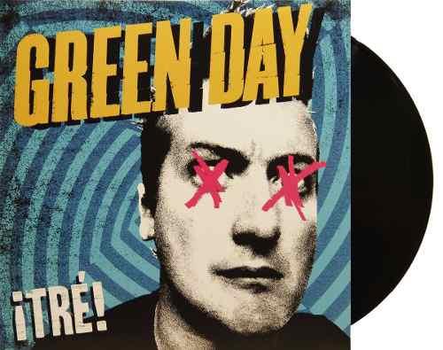Lp Vinil Green Day Tré!