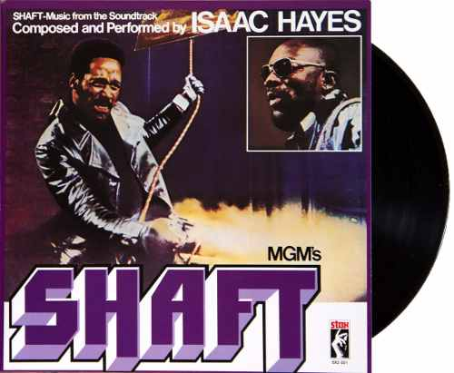Lp Vinil Isaac Hayes Shaft Soundtrack