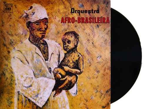 Lp Vinil Orquestra Afro-Brasileira