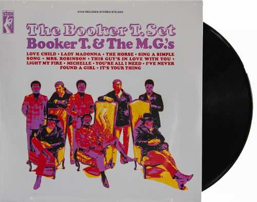 Lp Vinil The Booker T & The Mgs The Booker T