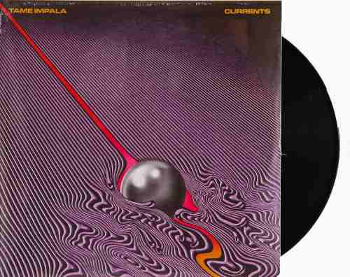 Lp Vinil Tame Impala Currents