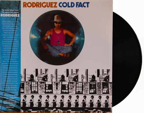 Lp Vinil Rodriguez Cold Fact