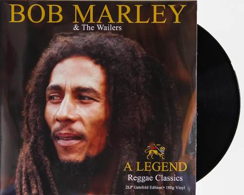 Lp Vinil Bob Marley & The Wailers A Legend
