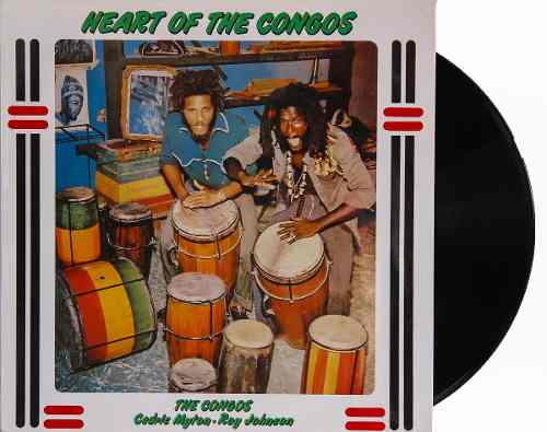 Lp Vinil The Congos Heart Of The Congos