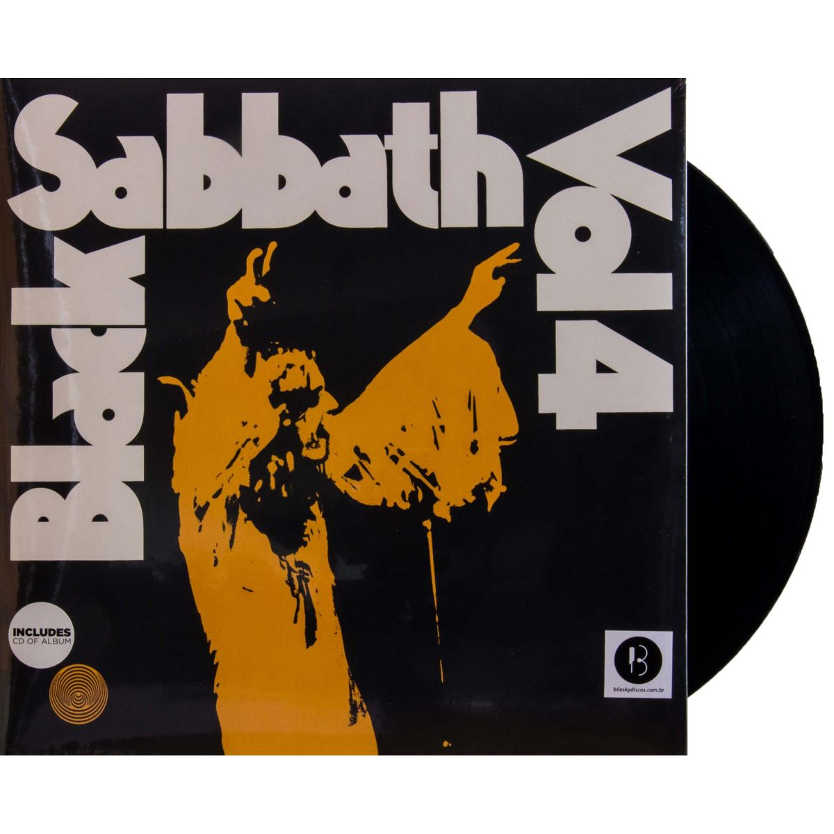 Lp Vinil Black Sabbath Volume 4