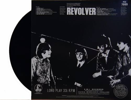 Lp Vinil The Beatles Revolver Estereo