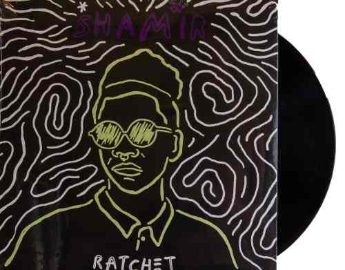 Lp Vinil Shamir Ratchet