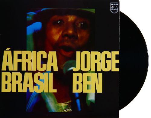 Lp Jorge Ben Africa Brasil