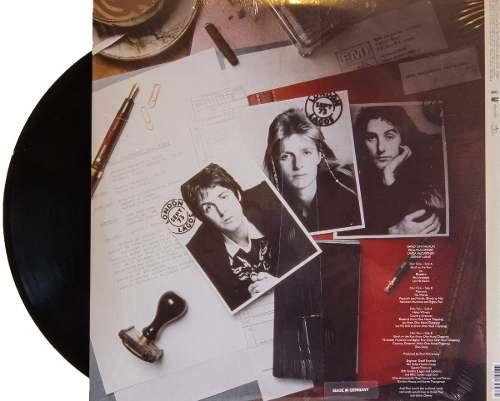 Lp Vinil Paul McCartney Band On The Run