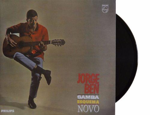 Lp Vinil Jorge Ben Samba Esquema Novo