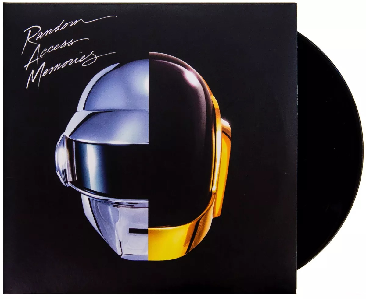Lp Vinil Daft Punk Random Access Memories