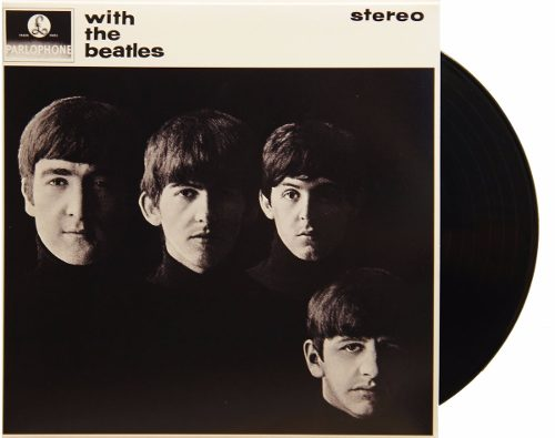 Lp The Beatles With The Beatles Estéreo