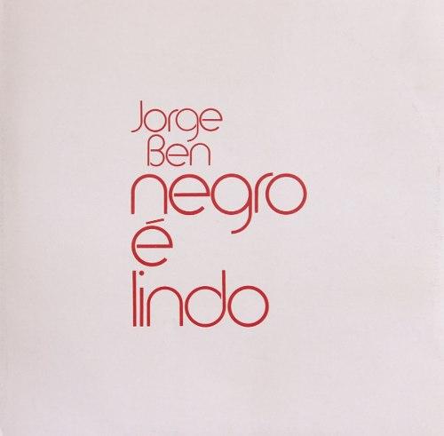 Lp Vinil Jorge Ben Negro É Lindo
