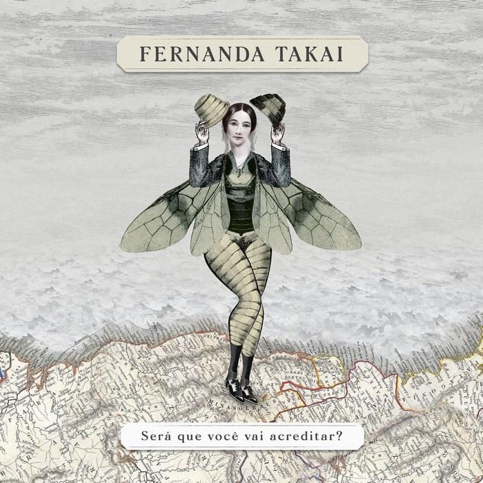 Cd Fernanda Takai Será Que Você Vai Acreditar?
