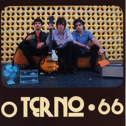 Combo de CDs O Terno - 66 + Melhor do Que Parece