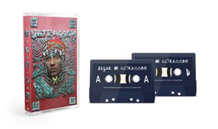Fita K7 Cassete Edgar Ultrassom