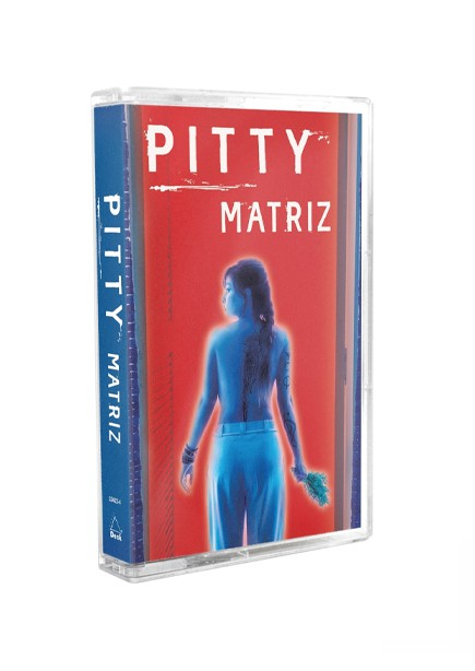 Fita K7 Cassete Pitty Matriz