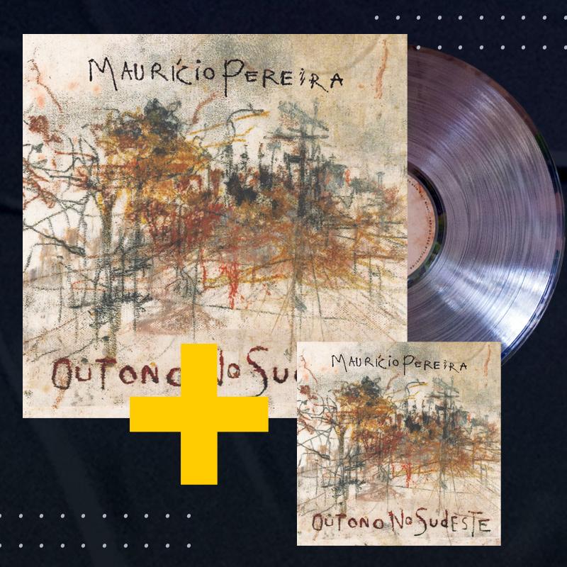 Kit LP + CD Mauricio Pereira - Outono no Inverno