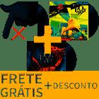 KIT Lp Vinil O Rappa Acústico MTV + 7 Vezes + O Silêncio Que Precede o Esporro (FRETE GRÁTIS)