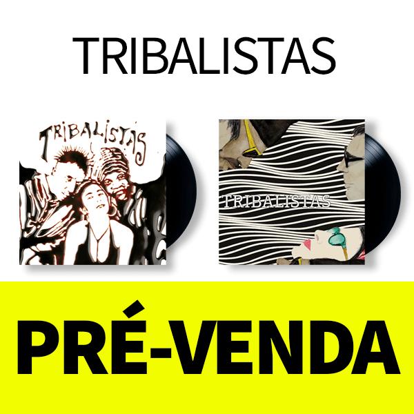 KIT Lp Vinil Tribalistas 2002 + Tribalistas 2017 (FRETE GRÁTIS)