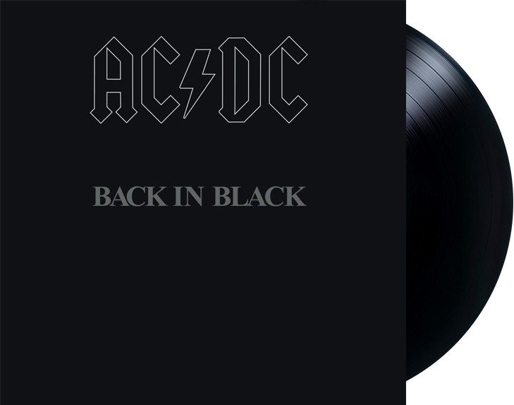 Lp Vinil ACDC Back In Black