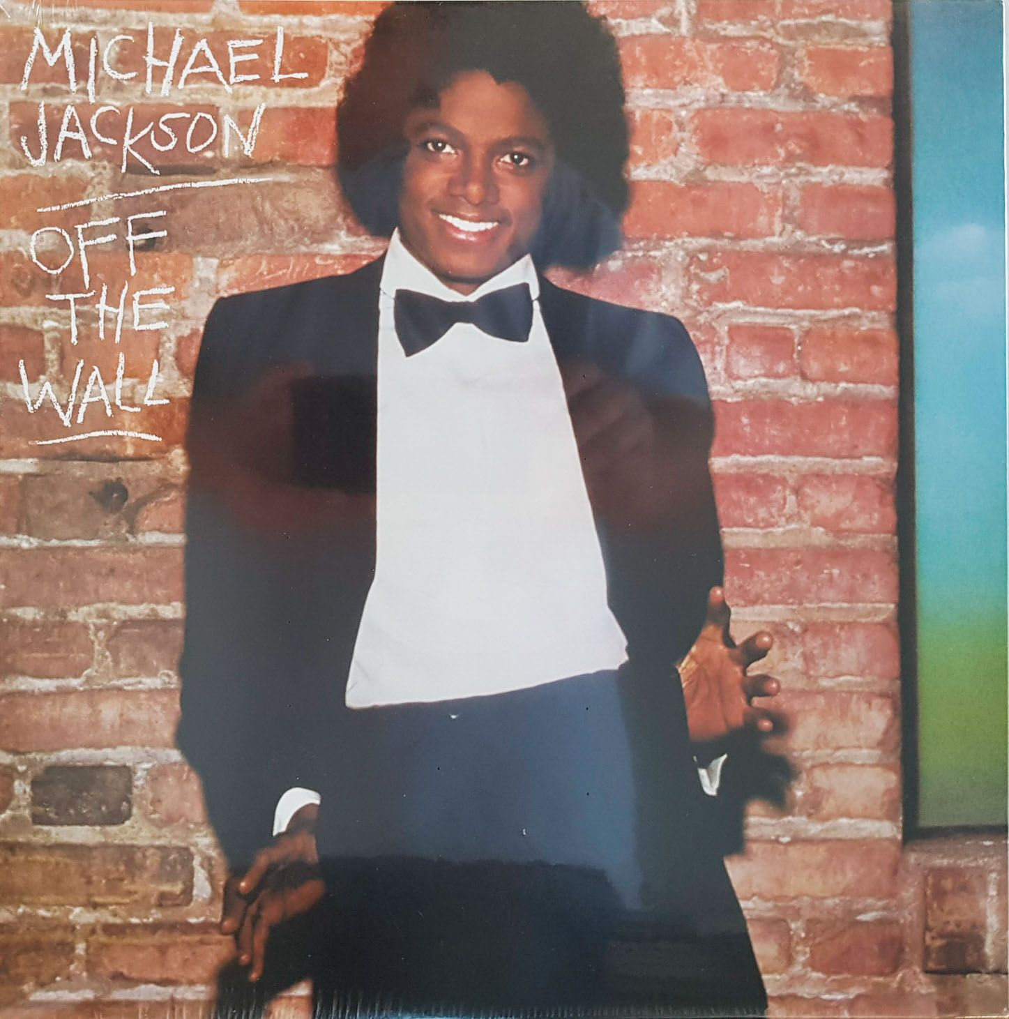 Lp Vinil Michael Jackson Off The Wall