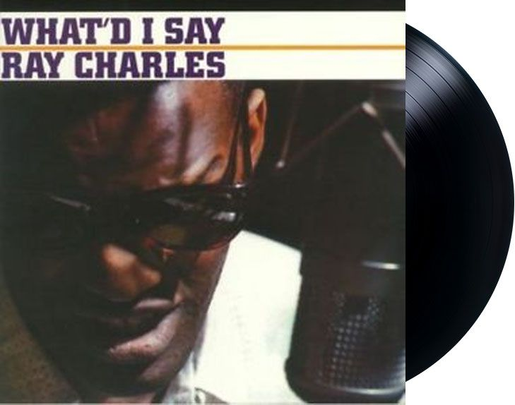 Lp Vinil Ray Charles What'd I Say
