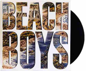 Lp Vinil The Beach Boys 1985 NÃO LACRADO