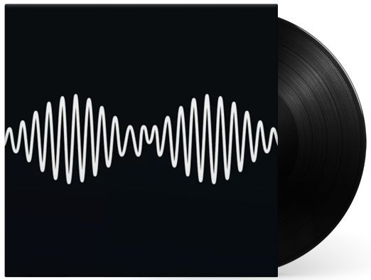 Lp Vinil Arctic Monkeys AM CAPA COM LEVE RASGADO