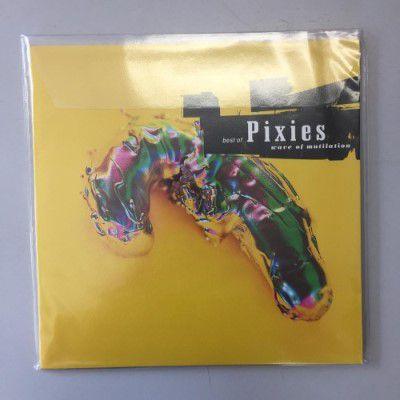 Lp Vinil Best Of Pixies Wave Of Mutilation CAPA RASGADA