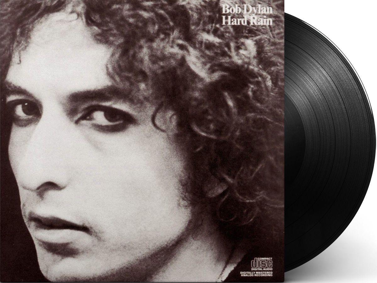 Lp Vinil Bob Dylan Hard Rain
