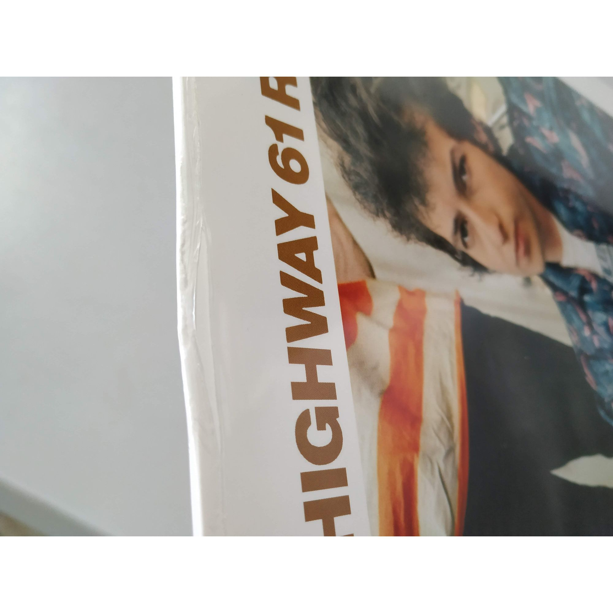 Lp Vinil Bob Dylan  Highway 61 Revisited CAPA AMASSADA