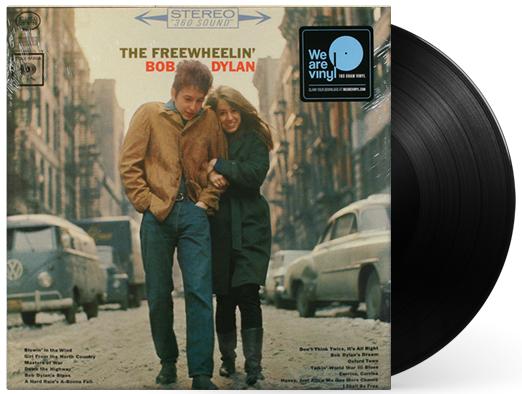 Lp Vinil Bob Dylan The Freewheelin' Bob Dylan