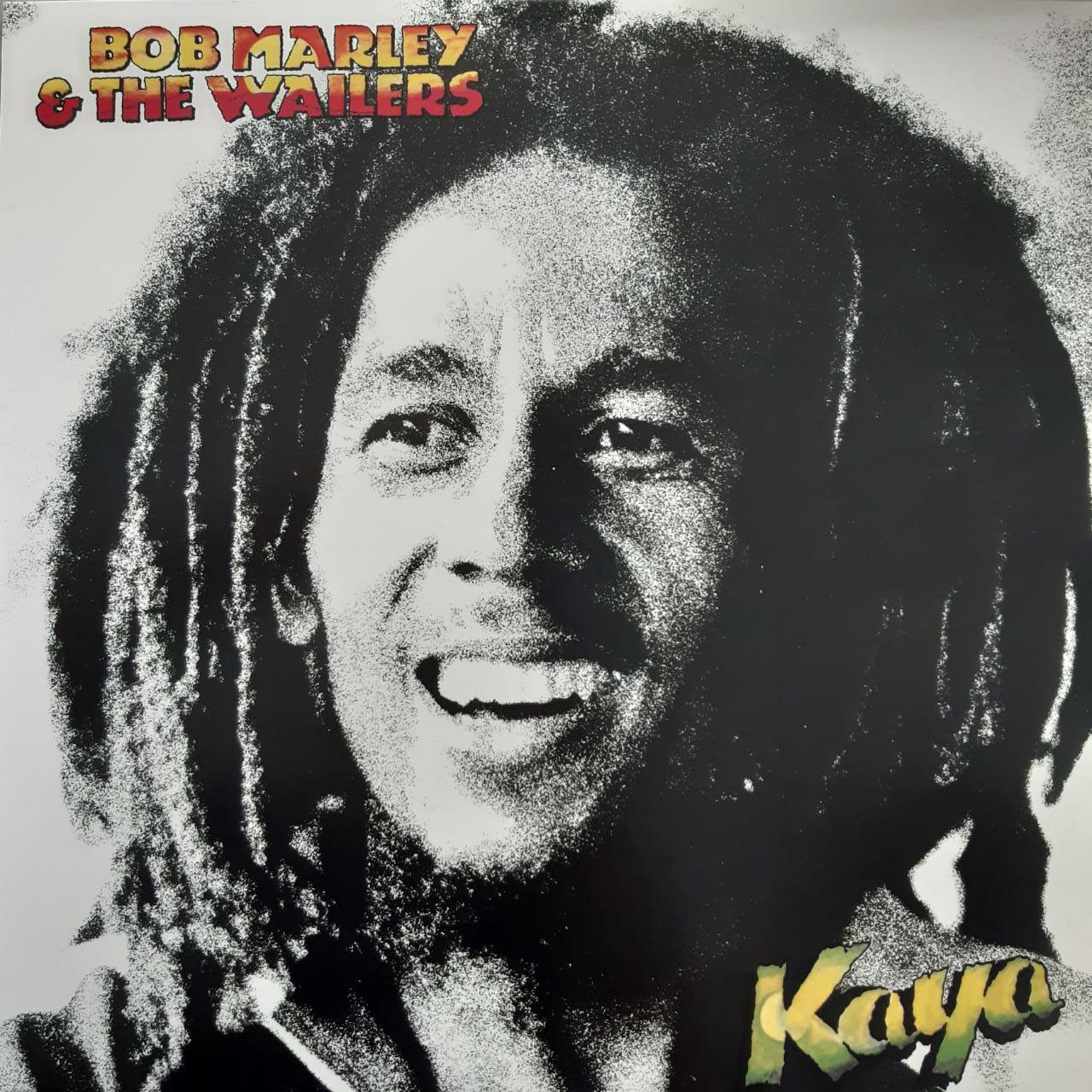 Lp Vinil Bob Marley & The Wailers Kaya