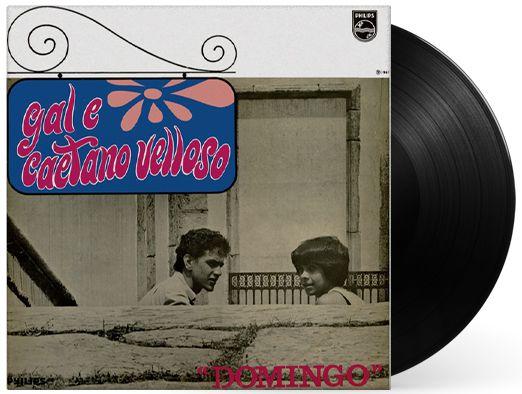 Lp Vinil Caetano Veloso e Gal Costa Domingo