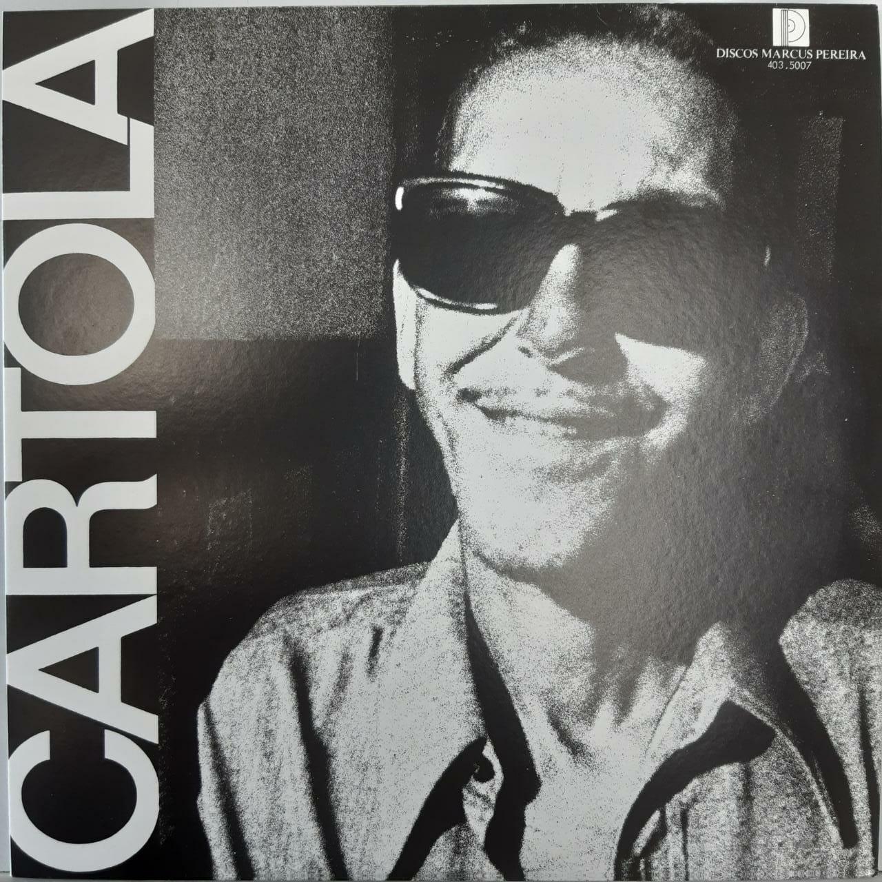 Lp Vinil Cartola 1974 NÃO LACRADO