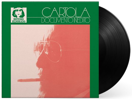 Lp Vinil Cartola Documento Inédito