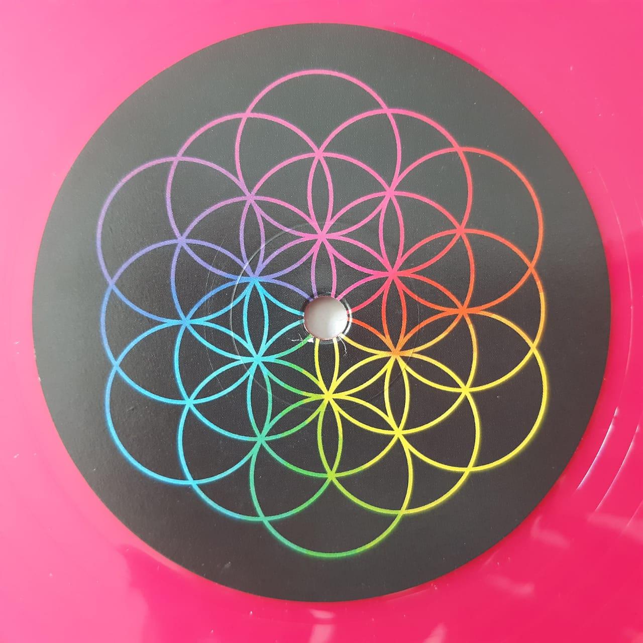 Lp Vinil Coldplay A Head Full Of Dreams