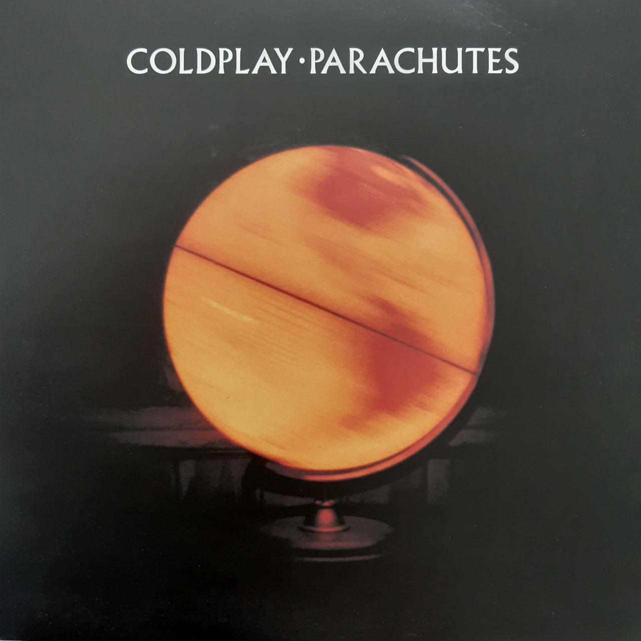 Lp Vinil Coldplay Parachutes