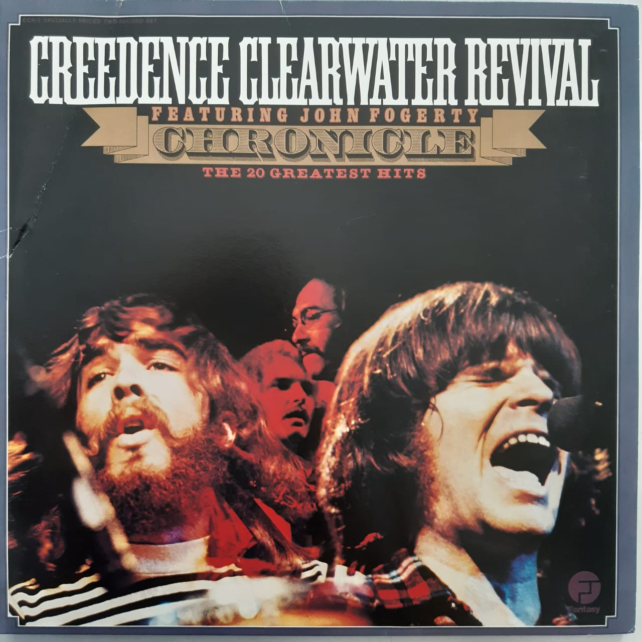 Lp Vinil Creedence Clearwater Revival Chronicle