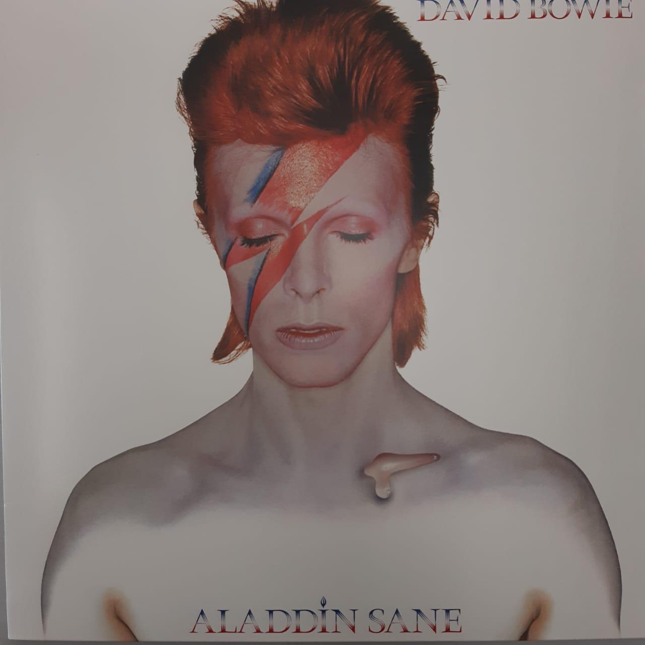 Lp Vinil David Bowie Aladdin Sane