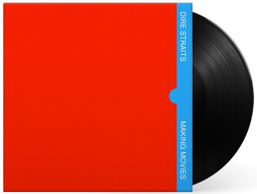 Lp Vinil Dire Straits Making Movies