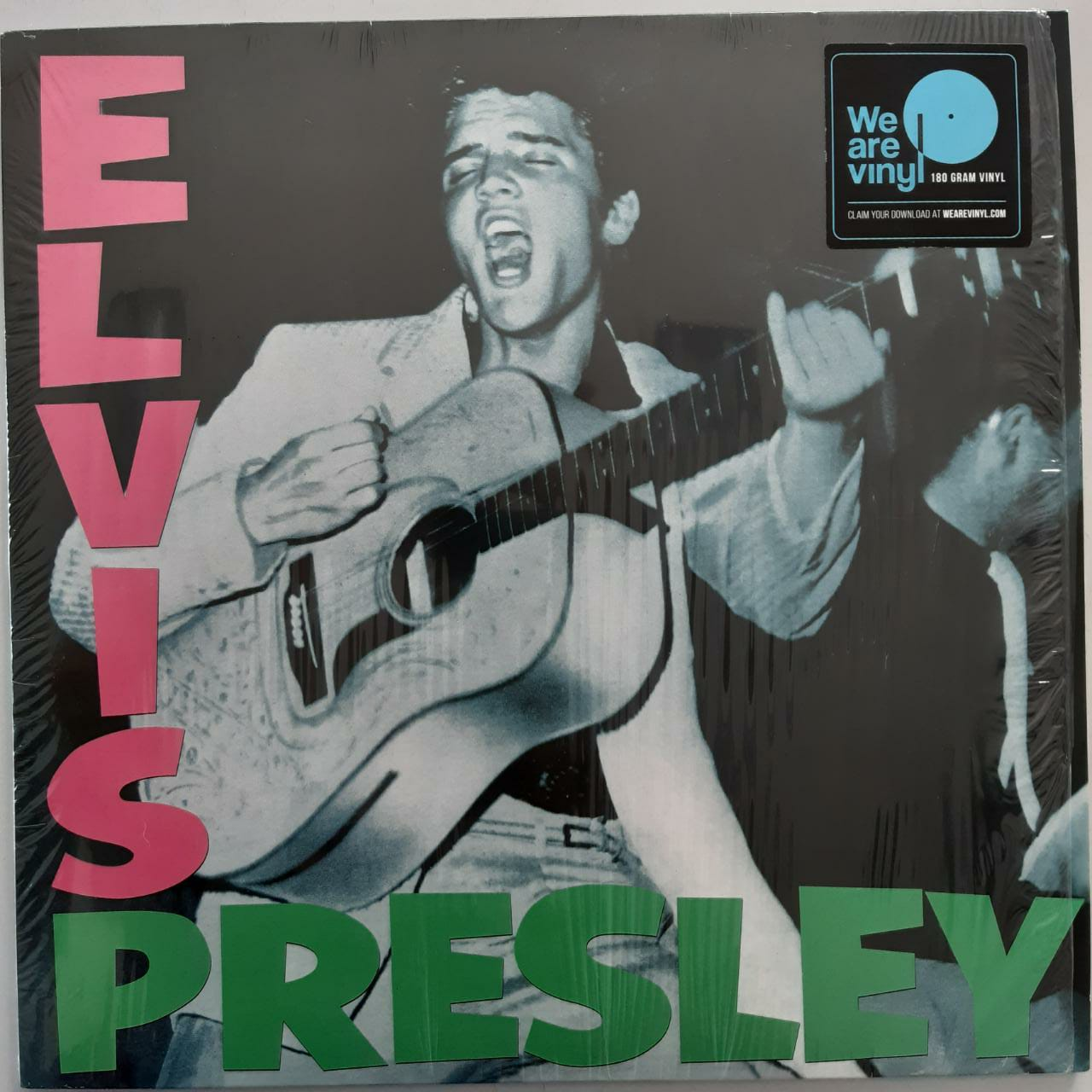 Lp Vinil Elvis Presley Primeiro